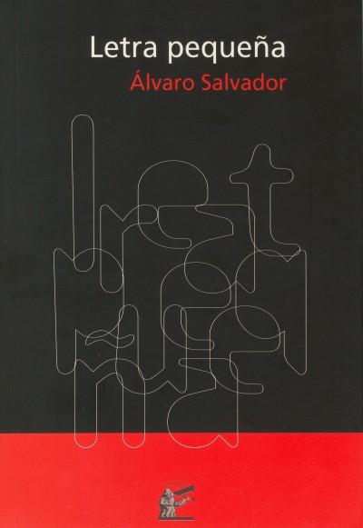 ÁLVARO SALVADOR Letra pequeña (2003)