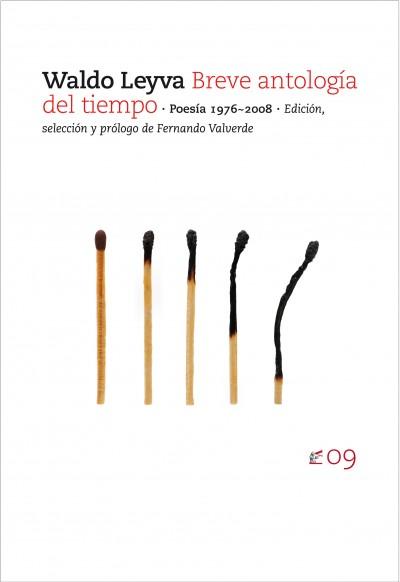 09_Waldo Leyva, Breve antología del tiempo (2008)