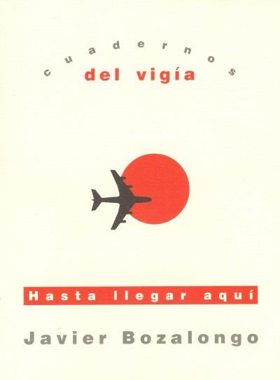 18 - JAVIER BOZALONGO Hasta llegar aquí (2005)