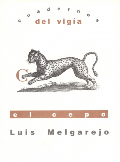 9 - LUIS MELGAREJO El cepo (1999)