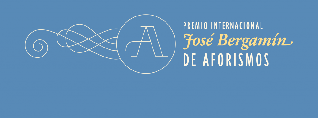 Premio Internacional José Bergamín de Aforismos