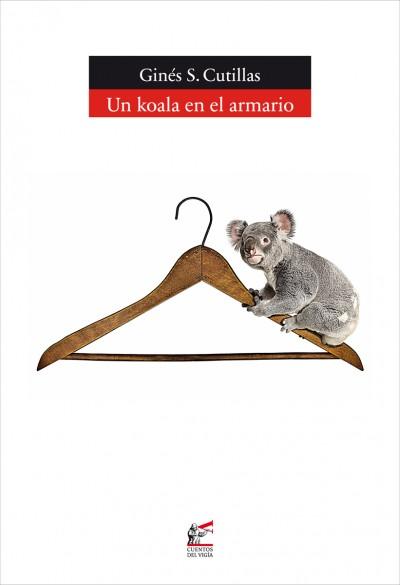 Portada Un koala en el armario jpg.